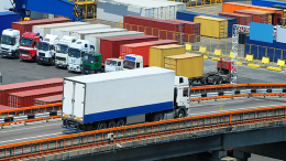 Tracking Trucks and containers